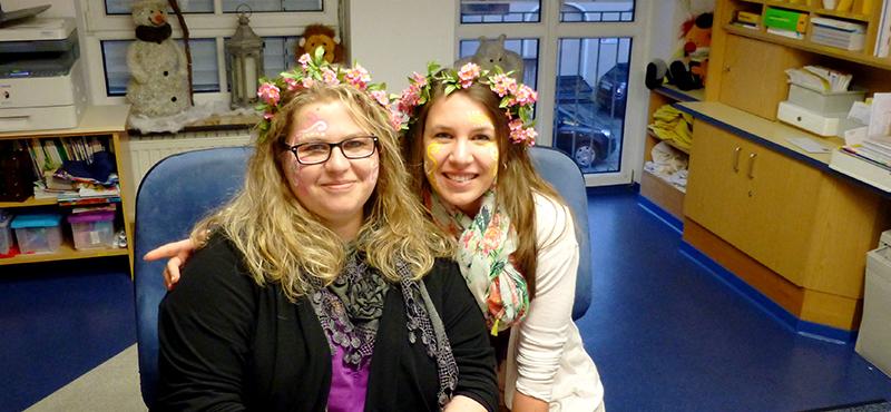 Das Praxisteam der Kinderarztpraxis Dr. Renner in Deggendorf freut sich auf Ihr Feedback
