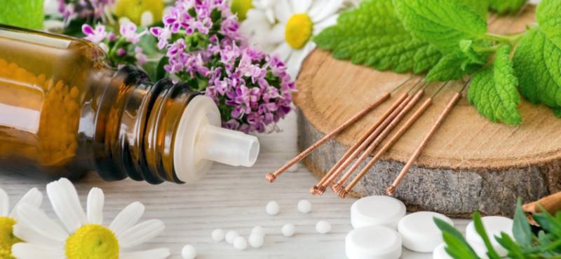 Naturheilkunde - Akupunktur- & Akupressurbehandlung - Homöopathische Therapie