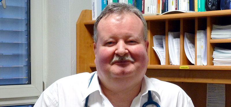 Dr. Renner, Kinderarzt in Deggendorf